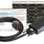 «АВТОАС-КАРГО» - специализированный компьютерный сканер для диагностики систем управления дизельных двигателей грузовых автомобилей и автобусов КАМАЗ, МАЗ, ГАЗ, ПАЗ.